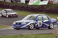 1993 British Touring Car Championship. #78 Harry Nuttall (GBR). Ecurie Ecosse Vauxhall. Vauxhall Cavalier GSi