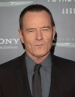 HOLLYWOOD, CA - AUGUST 01: Bryan Cranston at the premiere of Columbia Pictures' 'Total Recall' held at Grauman's Chinese Theatre on August 1, 2012 in Hollywood, California Credit: mpi21/MediaPunch Inc. /NortePhoto.com<br />