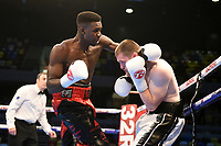 Lerrone Richards defeats Anthony Fox during a Boxing Show at the Copper Box Arena on 20th May 2017