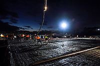 Ebbett Holden Construction Site in Porirua, New Zealand on Wednesday, 19 June 2019. Photo: Dave Lintott / lintottphoto.co.nz