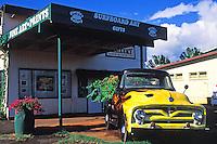 Giogio's gallery, in the town of Hanapepe, island of Kauai