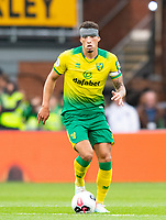 Norwich City Ben Godfrey during the Premier League match between Crystal Palace and Norwich City at Selhurst Park, London, England on 28 September 2019. Photo by Andrew Aleksiejczuk / PRiME Media Images.
