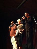 Webe3 a vocal improvisation group, Rhinebeck NY