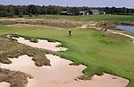 GEMERT-BAKEL - Hole 13 . Golfbaan Stippelberg. COPYRIGHT KOEN SUYK