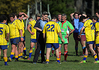 1st XV rugby. Kuranui College v Tararua College Sports Exchange at Kuranui College in Greytown, Wairarapa, New Zealand on Friday, 11 August 2017. Photo: Dave Lintott / lintottphoto.co.nz