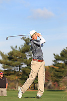 Notre Dame Men's Golf places 2nd at the 2010 Firestone Golf Invitational @ the Firestone Golf Club. October 12th, 2010