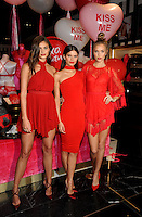 FEB 07 Victoria's Secret Angels  Share Their Hottest Valentine's Day Gift Picks