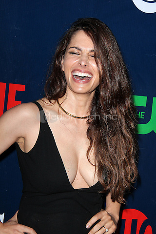 LOS ANGELES, CA - AUGUST 10: Sarah Shahi at the CBS, CW, Showtime Summer TCA Party, Pacific Design Center in Los Angeles, California on August 10, 2015. Credit: David Edwards/MediaPunch