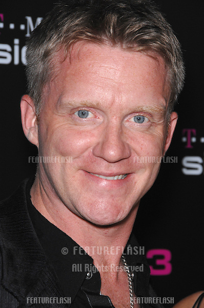 ANTHONY MICHAEL HALL at party in Beverly Hills to launch the new limited edition T-Mobile Sidekick 3 designs..October 12, 2006  Los Angeles, CA.Picture: Paul Smith / Featureflash