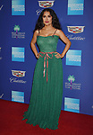 PALM SPRINGS, CA - JANUARY 02: Actress Salma Hayek arrives at the 29th Annual Palm Springs International Film Festival Film Awards Gala at Palm Springs Convention Center on January 2, 2018 in Palm Springs, California.