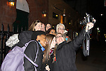 Fans at Off Broadway's Love Loss, and What I Wore at the Westside Theatre, New York City, New York which plays to March 20. . Fans came out on February 16, 2011 for the show on Wednesday evening . (Photo by Sue Coflin/Max Photos)