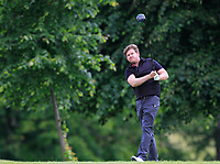 Paul O'Hara (North Lanarkshire Leisure Ltd) on the 8th tee during Round 1 of the Titleist &amp; Footjoy PGA Professional Championship at Luttrellstown Castle Golf &amp; Country Club on Tuesday 13th June 2017.<br /> Photo: Golffile / Thos Caffrey.<br /> <br /> All photo usage must carry mandatory copyright credit     (&copy; Golffile | Thos Caffrey)