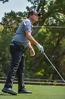 Phil Mickelson (USA) watches his tee shot on 2 during day 1 of the WGC Dell Match Play, at the Austin Country Club, Austin, Texas, USA. 3/27/2019.<br /> Picture: Golffile | Ken Murray<br /> <br /> <br /> All photo usage must carry mandatory copyright credit (© Golffile | Ken Murray)