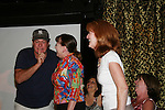 Michael O'Leary and fans Springfield at Sea - Carnival's Glory (Photos by Sue Coflin/Max Photos)