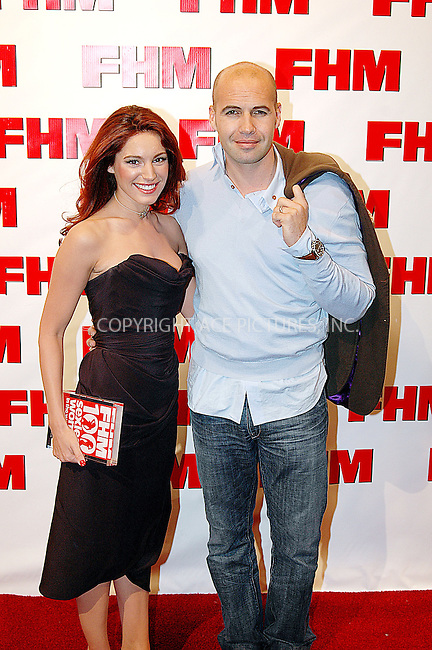 WWW.ACEPIXS.COM . . . . .  ... . . . . US SALES ONLY . . . . .....LONDON, APRIL 21, 2005....Billy Zane and Kelly Brook at the FHM 100 Sexiest Women Party 2005 held at Umbaba.....Please byline: FAMOUS-ACE PICTURES-T. ALBAN... . . . .  ....Ace Pictures, Inc:  ..Craig Ashby (212) 243-8787..e-mail: picturedesk@acepixs.com..web: http://www.acepixs.com