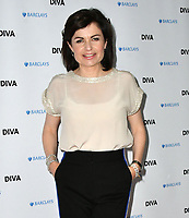 Jane Hill at the DIVA Magazine Awards - Lesbian and bisexual magazine hosts annual awards ceremony at Waldorf Hilton, London, 8th June 2018, England, UK.<br /> CAP/JOR<br /> &copy;JOR/Capital Pictures