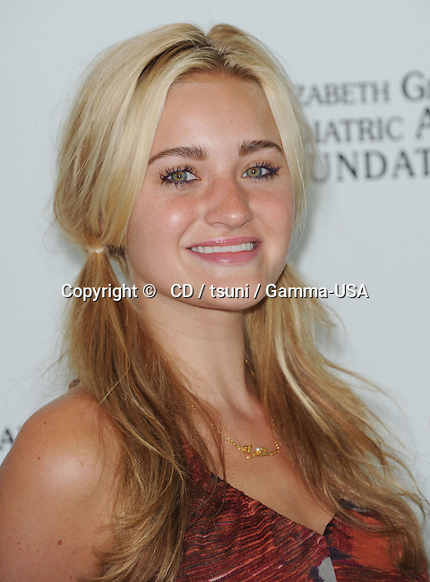 AJ Michalka  arriving the 2013 A Time For Heroes at Century Park In Los Angeles. Elizabeth Glaser Pedriatic Aids Foundation