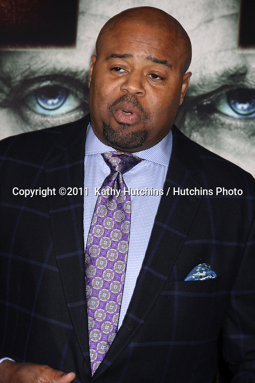 "LOS ANGELES - JAN 26:  Chi McBride arrives at ""The Rite"" Premiere at Grauman's Chinese Theater on January 26, 2011 in Los Angeles, CA"