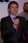 18.09.2012. Presentation of 'SMedia Group Theatre Season 2012/2013' at the Theater Cofidis in Madrid. In the image Enrique Salaberria (Director Smedia). (Alterphotos/Marta Gonzalez) .