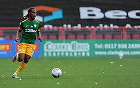 Preston North End's Daniel Johnson during the game<br /> <br /> Photographer Ian Cook/CameraSport<br /> <br /> The EFL Sky Bet Championship - Bristol City v Preston North End - Wednesday July 22nd 2020 - Ashton Gate Stadium - Bristol <br /> <br /> World Copyright © 2020 CameraSport. All rights reserved. 43 Linden Ave. Countesthorpe. Leicester. England. LE8 5PG - Tel: +44 (0) 116 277 4147 - admin@camerasport.com - www.camerasport.com