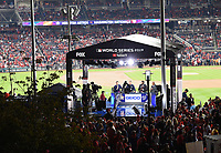 WASHINGTON DC - OCTOBER 26: World Series Game 4: Houston Astros at Washington Nationals on Fox Sports at Nationals Park on October 26, 2019 in Washington, DC. (Photo by Frank Micelotta/Fox Sports/PictureGroup)