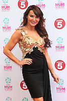 Lizzie Cundy arriving at the Tesco Mum Of The Year Awards 2014, at The Savoy, London. 23/02/2014 Picture by: Alexandra Glen / Featureflash