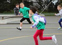 Junior Netball 200813