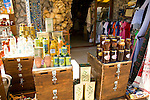 Local products display on sale Siana, Rhodes, Greece