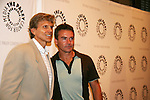 Grant Aleksander and Kurt McKinney at the Goodbye to Guiding Light, 72 Years Young on August 19, 2009 at the Paley Center for Media, NYC, NY. (Photo by Sue Coflin/Max Photos)