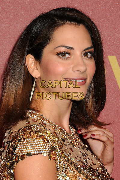 28 February 2014 - Los Angeles, California - Inbar Lavi. QVC Presents Red Carpet Style held at the Four Seasons Hotel. <br /> CAP/ADM/BP<br /> &copy;Byron Purvis/AdMedia/Capital Pictures