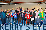 Mayor of Tralee Cllr Jim Finucane with Members of the Tralee Boxing Club officially opens their new premises Monavalley Industial Estate on Saturday