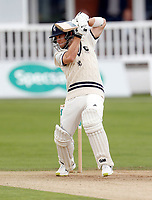 Sean Dickson bats for Kent during the County Championship Division Two (day 3) game between Kent and Northants at the St Lawrence ground, Canterbury, on Sept 4, 2018.