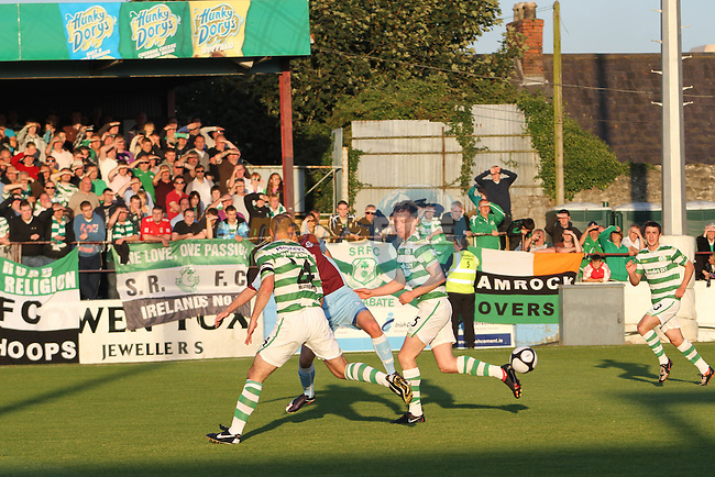 Drogheda United V Shamrock Rovers in the Airtricity League...Picture Jenny Matthews/Newsfile.ie