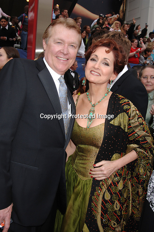 Jerry verDorn and Robin Strasser..arriving at The 33rd Annual Daytime Emmy Awards..on April 28, 2006 at The Kodak Theatre in Hollywood California...Robin Platzer, Twin Images