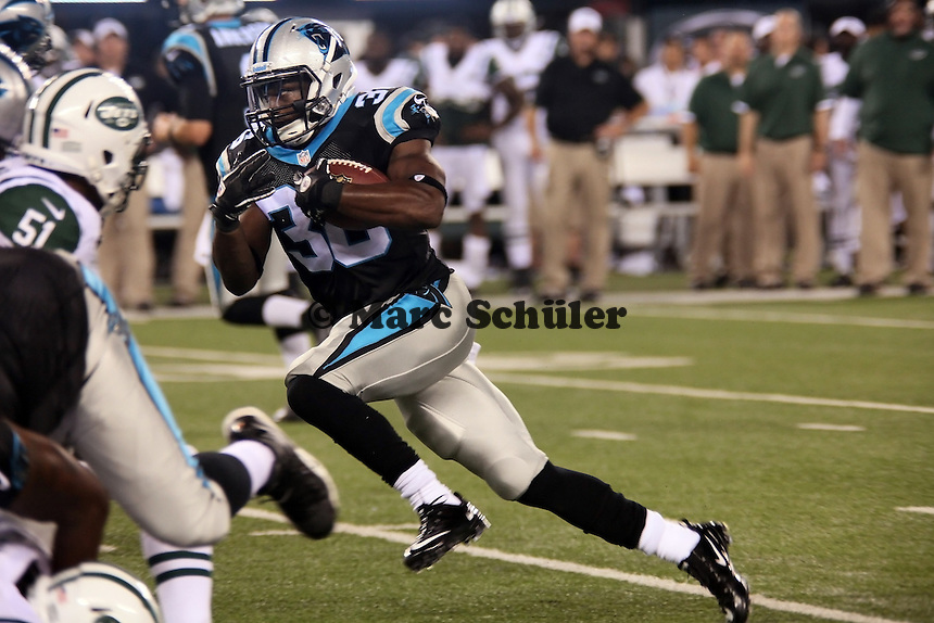 RB Armond Smith (Panthers)
