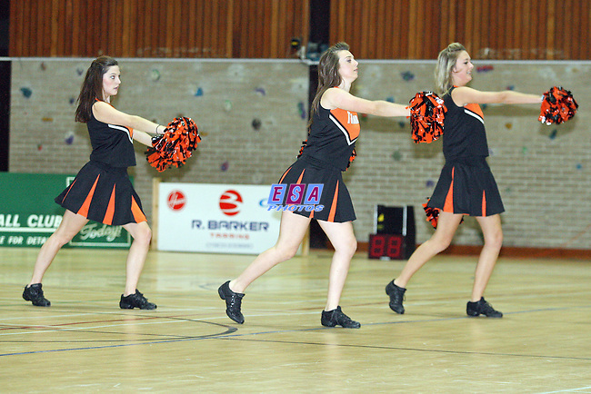 WORTHING THUNDER v ESSEX LEOPARDS<br /> ENGLAND BASKETBALL LEAGUE DIVISION ONE SATURDAY 27TH OCTOBER 2012 WORTHING LEISURE CENTRE