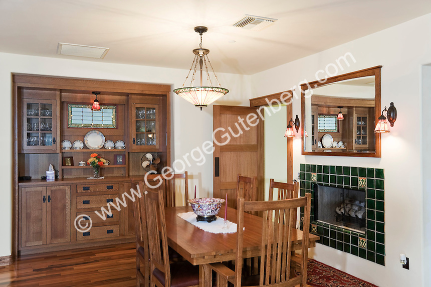 Stock Photo Of Old Style Dining Room
