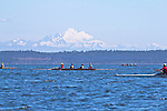 Port Townsend, Rat Island Regatta, rowers, racing, Frank C, Sound Rowers, Rat Island Rowing Club, Quads, Puget Sound, Olympic Peninsula, Washington State, water sports, rowing, kayaking, competition,