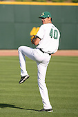 June 16th 2008:  Loek Van Mil of the Beloit Snappers, Class-A affiliate of the Minnesota Twins, during the Midwest League All-Star Home Run Derby at Dow Diamond in Midland, MI.  Photo by:  Mike Janes/Four Seam Images