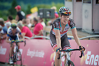 Bob Jungels (LUX)<br /> <br /> Eneco Tour 2013<br /> stage 6: Riemst - Aywaille (La Redoute) <br /> 150km