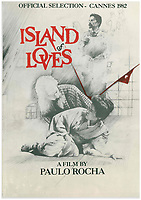A Ilha dos Amores (1982)<br /> POSTER ART<br /> *Filmstill - Editorial Use Only*<br /> CAP/MFS<br /> Image supplied by Capital Pictures