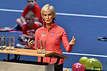 04.01.2018, Estrel Congress Center, Berlin, GER,  Internationaler DTB Tenniskongress 2019 <br /> <br /> im Bild Judy Murray referiert zu dem Projekt Miss Hits<br /> <br /> Foto &copy; nordphoto/Mauelshagen