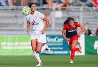 Boyds, MD - Saturday July 02, 2016: Yael Averbuch during a regular season National Women's Soccer League (NWSL) match between the Washington Spirit and FC Kansas City at Maureen Hendricks Field, Maryland SoccerPlex.