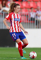 Atletico de Madrid's Carmen Menayo during UEFA Womens Champions League 2017/2018, 1/16 Final, 1st match. October 4,2017. (ALTERPHOTOS/Acero) /NortePhoto.com /NortePhoto.com