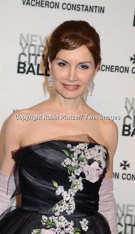 Jean Shafiroff  attends the New York City Ballet Spring 2014 Gala on May 8, 2014 at David Koch Theatre in Lincoln Center in New York City, NY, USA.
