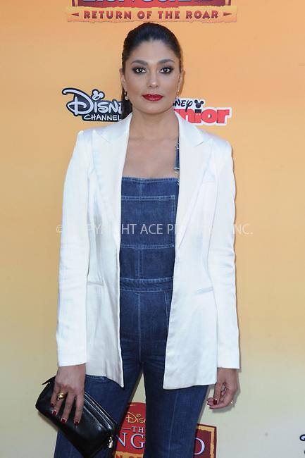 WWW.ACEPIXS.COM<br /> <br /> November 14 2015, LA<br /> <br /> Rachel Roy arriving at the premiere of Disney Channel's 'The Lion Guard: Return Of The Roar' at Walt Disney Studios on November 14, 2015 in Burbank, California.<br /> <br /> <br /> By Line: Peter West/ACE Pictures<br /> <br /> <br /> ACE Pictures, Inc.<br /> tel: 646 769 0430<br /> Email: info@acepixs.com<br /> www.acepixs.com