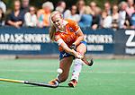 BLOEMENDAAL - Melle Spruijt (Bl'daal) , 2e play out wedstrijd tussen Bloemendaal-HGC dames (2-0). COPYRIGHT KOEN SUYK