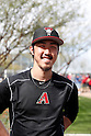 Yuhei Nakaushiro (Diamondbacks),<br /> FEBRUARY 14, 2014 - MLB : Japan's pitcher Yuhei Nakaushiro (64) of the Arizona Diamondbacks during a spring training baseball camp in Scottsdale, Arizona, United States.<br /> (Photo by AFLO)