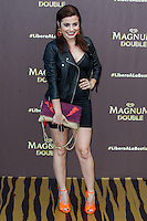Ana del Rey during the launch party for the new range of Magnum ice cream at  ME Hotel Reina Victoria. Jun 15,2016. (ALTERPHOTOS/Rodrigo Jimenez) /NortePhoto.com