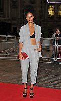 Vick Hope at the Inspiration Awards For Women 2017, Queen Elizabeth II Conference Centre, Broad Sanctuary, London, England, UK, on Friday 08 September 2017.<br /> CAP/CAN<br /> &copy;CAN/Capital Pictures